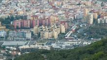 Gibraltar Border With Spain Se...