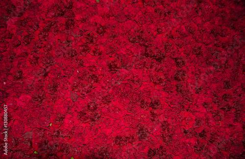 Foto-Lamellen - fondo de flores rojas (von kesipun)