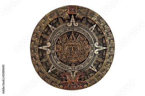 Fotografía Aztec calendar