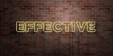 EFFECTIVE - Fluorescent Neon T...