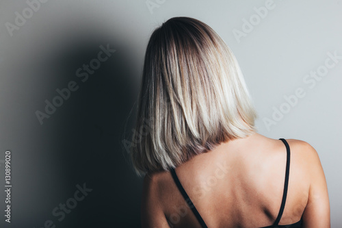 Canvas Bob haircut