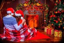 Romantic Christmas Night