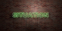 SITUATION - Fluorescent Neon T...