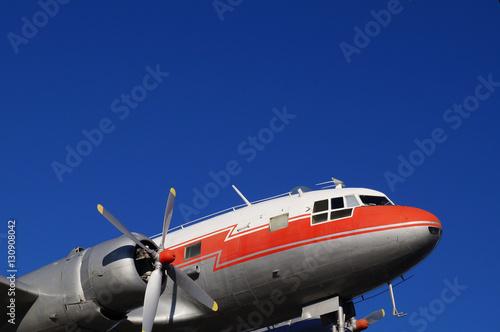 Fotografering  Flugzeug Propeller