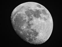 Moon Phase Waxing Gibbous