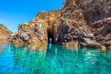 Calanches De Piana, Korsika