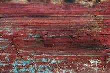 Wood Plank Texture Background. Pink Painted Wood