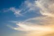 clounds and sky