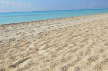 Spiaggia Di Playacar, Playa Del Carmen, Messico