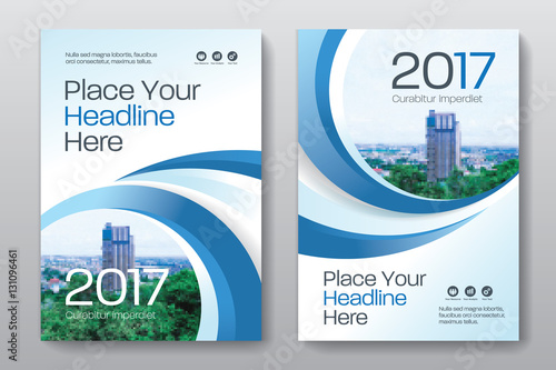 Book Cover Design Sites ~ Blue color scheme with city background business book cover