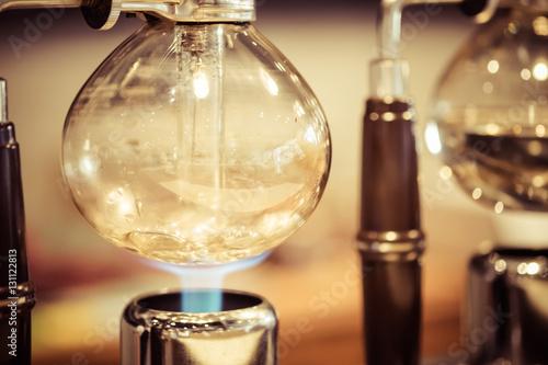 Valokuva  Syphon coffee maker