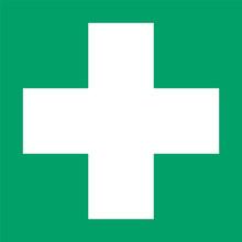 ISO 7010 E003 First Aid
