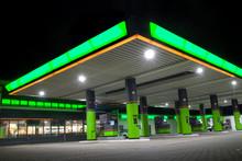 Green Filling Station