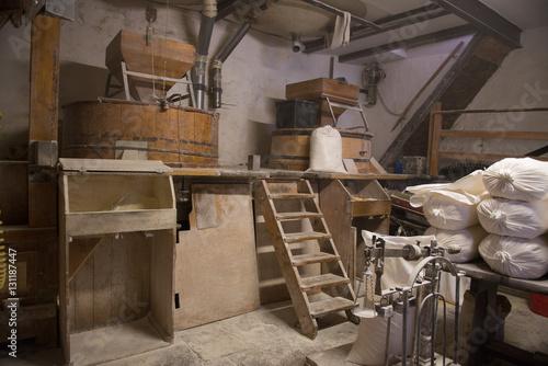 Fotografía  Vecchio mulino del Sassello