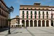 Luis Lopez Allue Square - Huesca - Spain