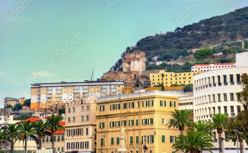 Fotografía View of Gibraltar City