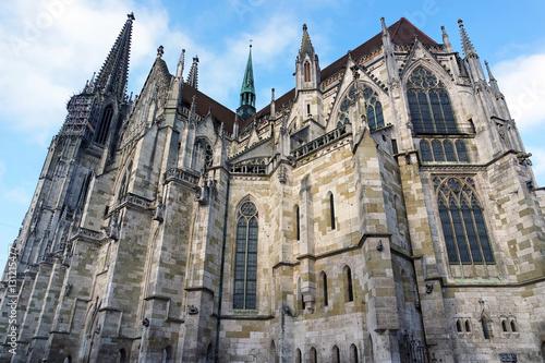 Cadres-photo bureau Monument Der Dom in Regensburg