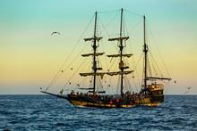 1800's Restored Ship