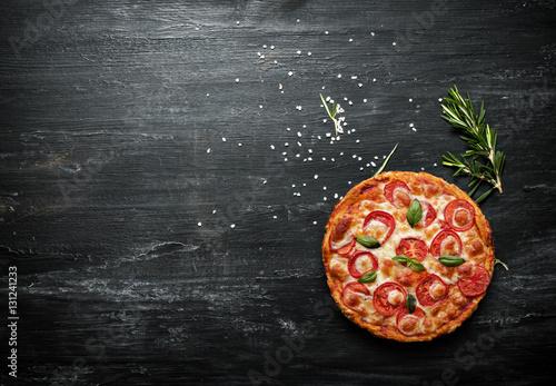 Cadres-photo bureau Pizzeria pizza 22