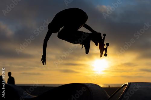 Fotografie, Obraz  Venice Beach Skate Park