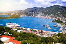 St. Thomas Cruise Ship Port