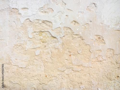 Foto auf AluDibond Alte schmutzig texturierte wand Plaster.