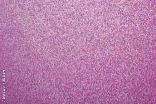 Pink leather artificial  texture background Canvas Print