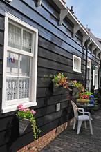 Il Villaggio Di Marken, Olanda...