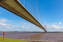 Humber Bridge, East Riding Of ...