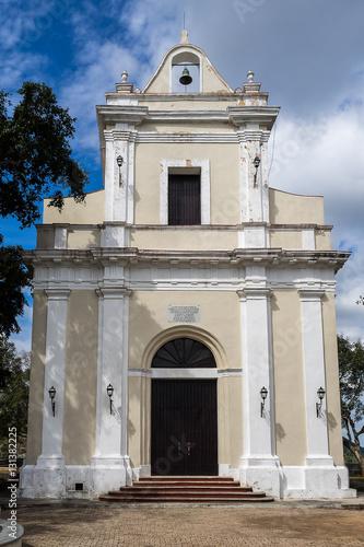 Foto op Plexiglas Caraïben Kuba - Matanzas - Ermita de Monserrate