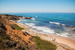 Ocean Coast on Southwest Alentejo and Vicentine Natural Park, Portugal
