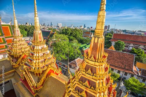 Cadres-photo bureau Bangkok Wat Ratchanatdaram in Bangkok