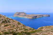 Gramvousa island near Crete. Greece.