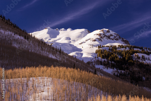 Fotografie, Obraz  Rocky Mountains