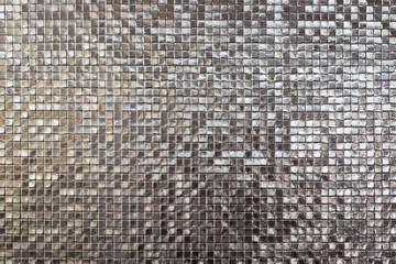 Panel Szklany Podświetlane Mozaika Mosaic tiles texture.
