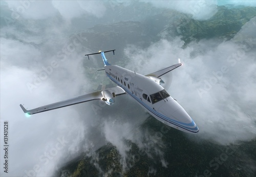 Photo  Beechcraft 1900D