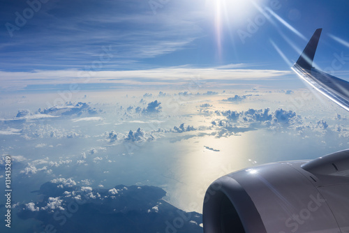 sky-and-clouds-from-the-airplane