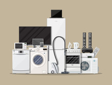 Household Appliances And Elect...