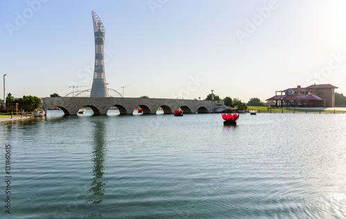 Valokuva  Aspire Park Doha, Qatar