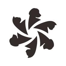 Dog And Caat Logo Template. Logo Vector.