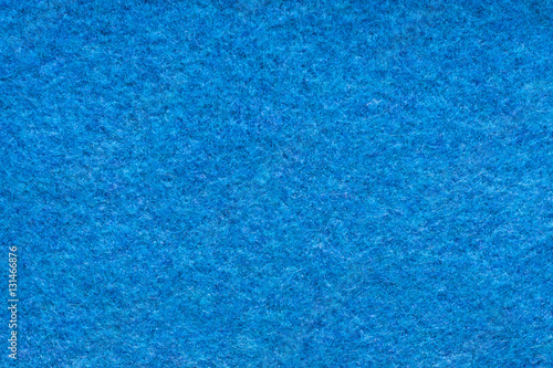 Photo  Background And Texture Of Melange Fuzzy Woolen Cloth Of Blue Color