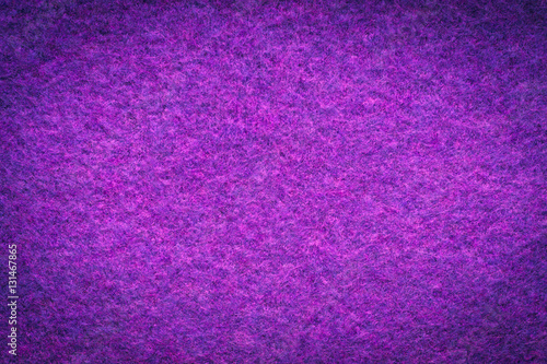 Background And Texture Of Melange Fuzzy Woolen Cloth Pink Purple Colors Close Up Vignette