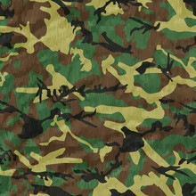 Seamless, Camouflage Pattern V...