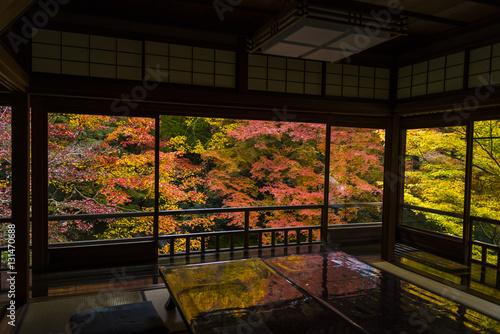 Printed kitchen splashbacks Kyoto 瑠璃光院