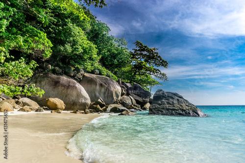Fotografie, Obraz  Similan Island, Thailand