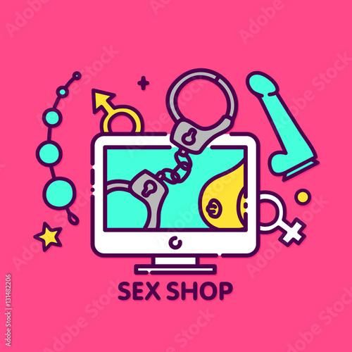 Adult shop online