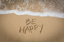 Be Happy Phrase