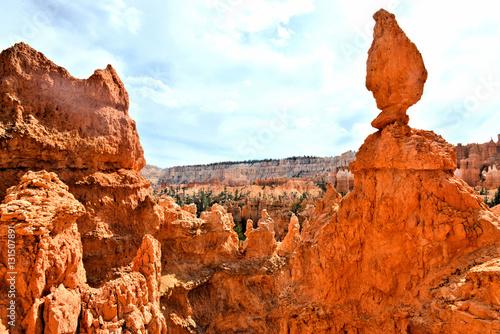 Cadres-photo bureau Brique Bryce Canyon