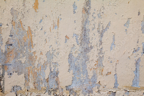 Canvas Prints Old dirty textured wall old wall with cracks background