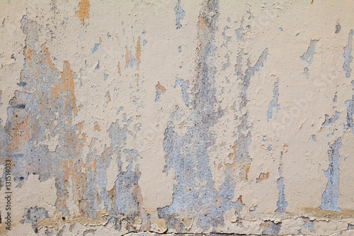 Foto auf AluDibond Alte schmutzig texturierte wand old wall with cracks background